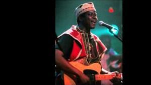 King Sunny Ade - Baba Moke pe o